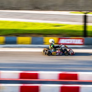 Emslandring: go-kart track in Haren-Dankern
