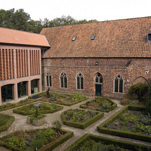 Destinations in Holland: Old monastery in Ter Apel
