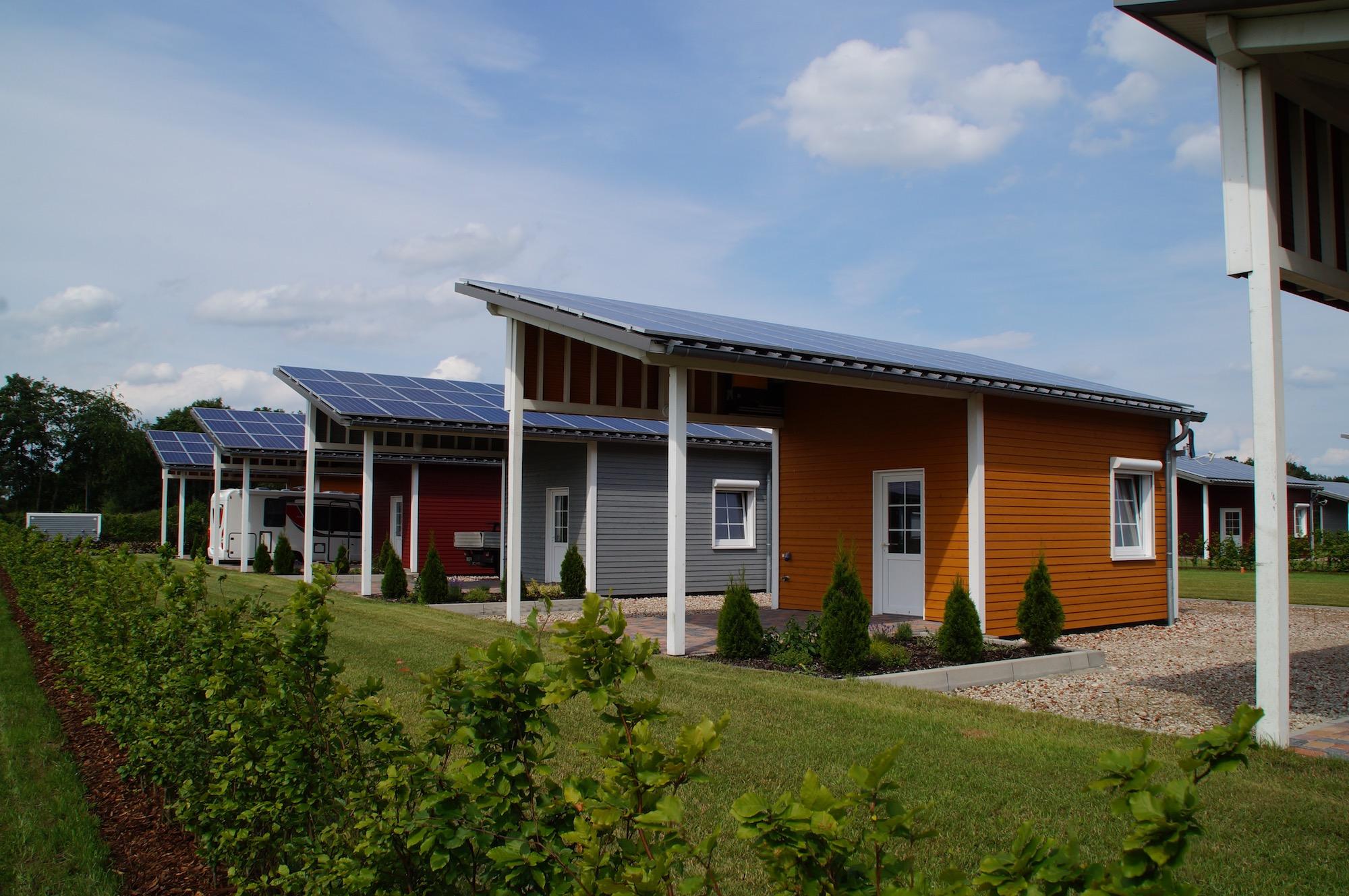 Emsland Camp - Campsite