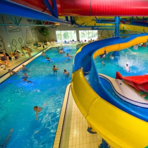 Activities in the region Emsland - indoor swimming pool Topas