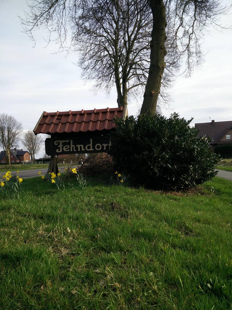 Frühling in Fehndorf