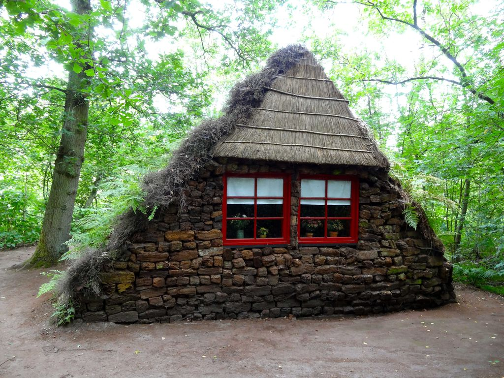 veenpark, niederlande, familie, historisch, geschichte, nachmittag, museum, torf, moor