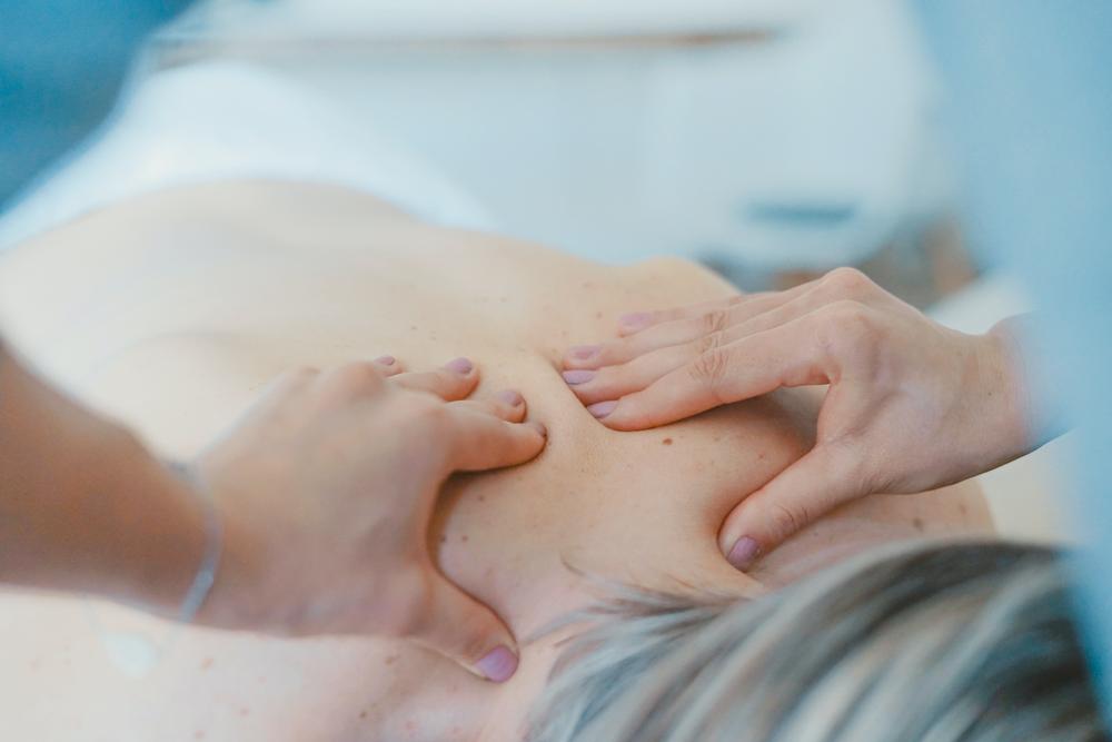 Massagen im Knethus (EMSLAND-CAMP)