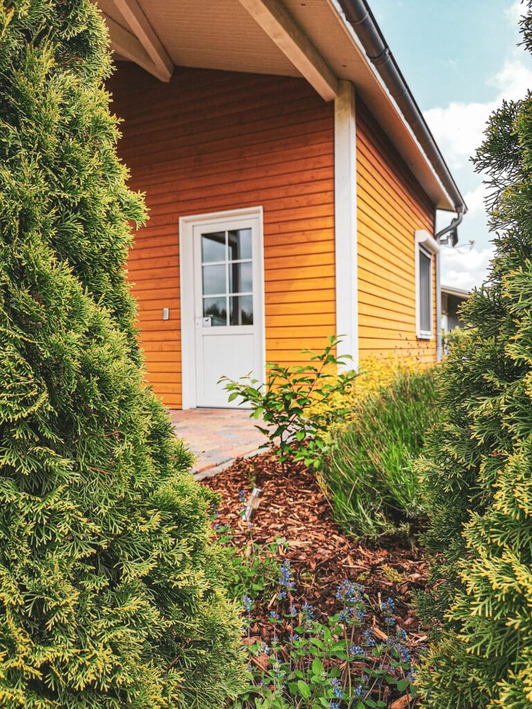 Tiny house at the EMSLAND-CAMP