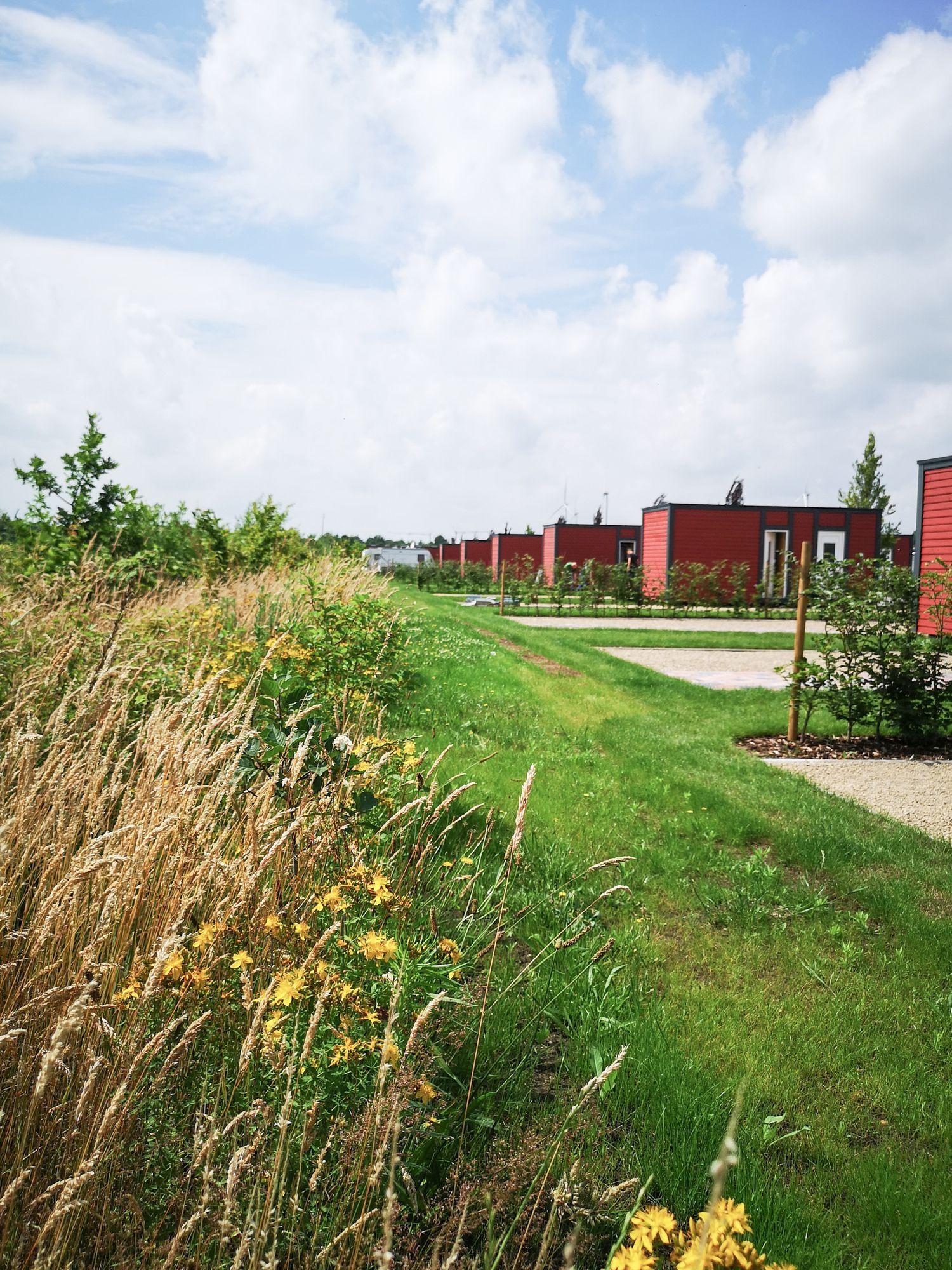 Süüdplaatse - Stellplatz mit Privatbad - EMSLAND-CAMP - Haren