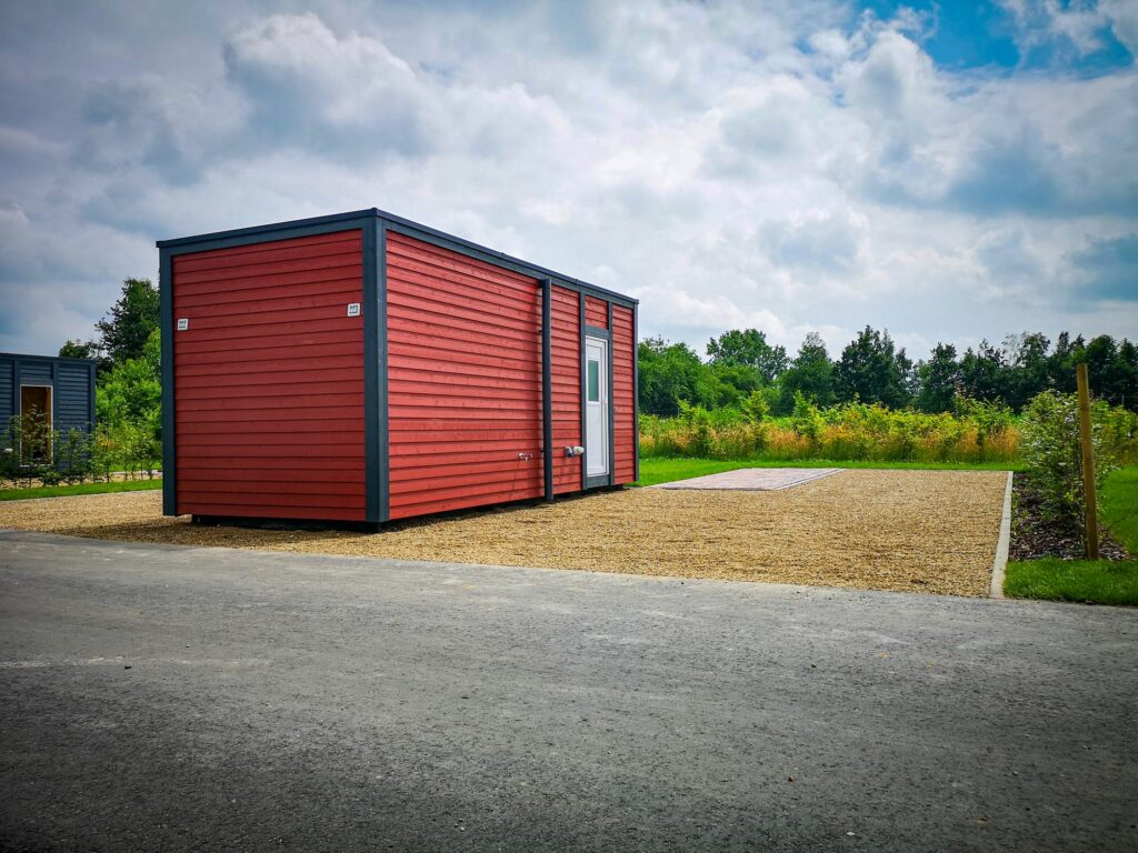 Süüdplaatse - Stellplatz mit Privatbad - EMSLAND-CAMP